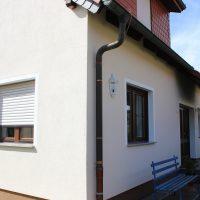 Fassadensanierung WDVS in Lobstädt - Nachher