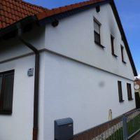Fassadensanierung WDVS in Lobstädt - Vorher
