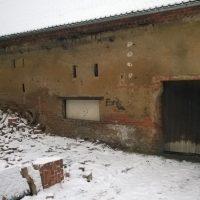 Fassadensanierung in Borna - Vorher
