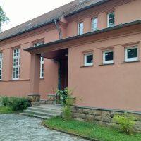 Fassadensanierung in Lucka - Nachher